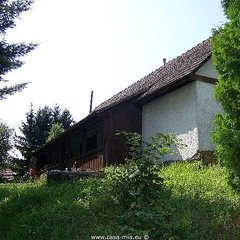 Ivánc: Old cottage with nice wooden ceilings
