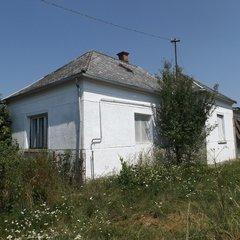 Kerkaszentkirály: Ferienhaus für Angler, ruhige Sackgasse, Murauen