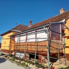 Petőhenye: Renovated detached house nearby Zalaegerszeg. Huge land.